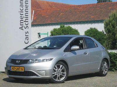 tweedehands Honda Civic  1.8 Sport Trekhaak / Navi / Parkeersensoren / Airco / ramen en spiegels/ half leder