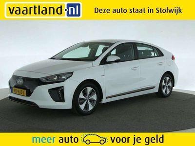 tweedehands Hyundai Ioniq Comfort EV [ slechts 9.200 km. wegenbelastingvrij
