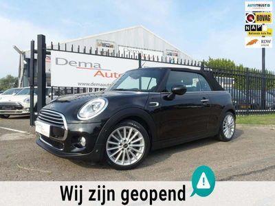 tweedehands Mini Cooper Cabriolet 1.5 CHILI H-KARDON/AUT/XENON/NAVI/LEDER