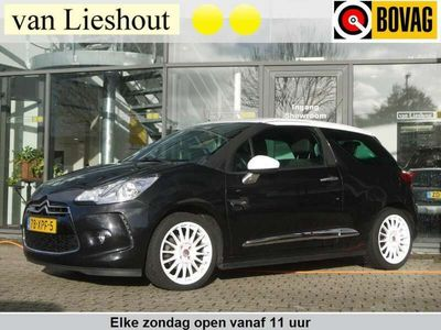 tweedehands Citroën DS3 1.6 e-HDi So Chic NL-Auto!! Climate/cruise