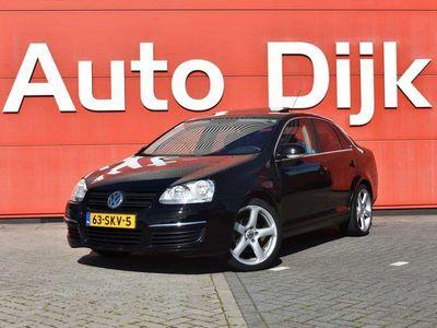 tweedehands VW Jetta  2.5 Highline Uniek! | 5-cilinder | Automaat | Leer | Airco | Cruise | LMV