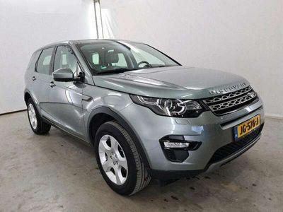 tweedehands Land Rover Discovery Sport 2.0 eD4 E-Capability HSE *PANO+LEDER+XENON+ECC+PDC+CRUISE*