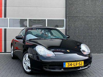 tweedehands Porsche 911 Carrera 4 996 996 3.4Coupé / Tiptronic / Early model