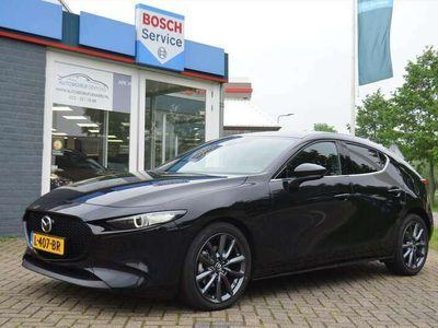 tweedehands Mazda 3 2.0 SkyActive-X AUT, Navi, Cam, LED, Car Play,