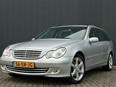 tweedehands Mercedes 280 C-KLASSE CombiAvantgarde 4-Matic AUTOMAAT / NAVI / SHUIFDAK / YOUNGTIMER