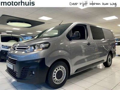 tweedehands Citroën Jumpy | AUTOMAAT | 5-ZITS | 180 PK | CLUB |