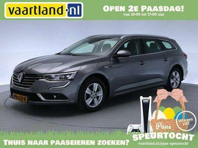 tweedehands Renault Talisman ESTATE 1.5 dCi Zen Aut. [Led Nav Parkeersensoren]