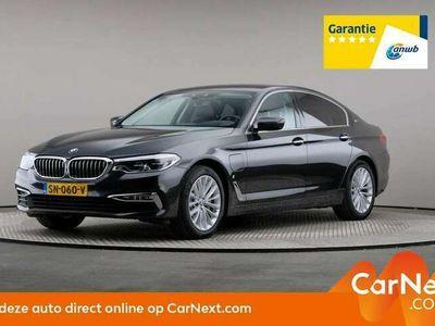 tweedehands BMW 530 iPerformance High Executive, Automaat, LED, Leder, Navigatie