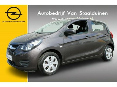 tweedehands Opel Karl 1.0 ecoFLEX Edition Navigatie| 4 seizoen banden| Cruise Control| Airco