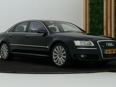 tweedehands Audi A8 6.0 W12 Quattro Pro Line | Xenon | Schuif/Kanteldak | Leder | Navigatie | Trekha