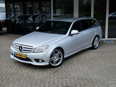tweedehands Mercedes C320 C-klasseCDI Estate Avantgarde AMG/Leder/Stoelverwarming