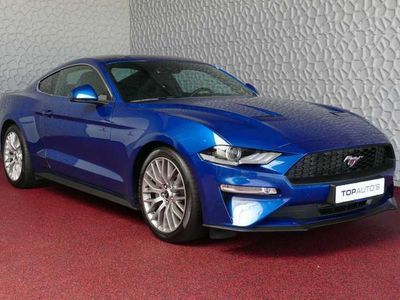 tweedehands Ford Mustang Fastback 2.3 ECOBOOST NW MODEL 290PK 10-TRAPS AUTO