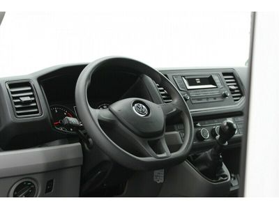 tweedehands VW Crafter 35 2.0 TDI 140pk L3H3 Trendline 3.5T | Airco | Cru
