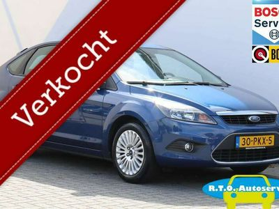 tweedehands Ford Focus 1.8 Limited 136.000 Km NAVI AIRCO
