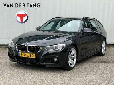 tweedehands BMW 320 3-SERIE Touring d Exe. M-pakket! / leder / Nav / Trk.hk