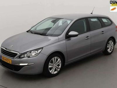 tweedehands Peugeot 308 SW 1.6 BlueHDI Blue Lease Pack