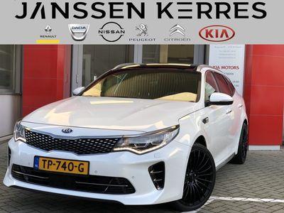 tweedehands Kia Optima Sportswagon 1.7 CRDi GT-Line Automaat / ELEKTR. STOELEN / KEYLESS ENTRY