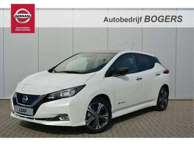 tweedehands Nissan Leaf Tekna 40 kWh Prijs is EX BTW € 28.967,00 in BTW