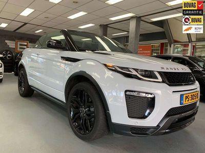tweedehands Land Rover Range Rover evoque Convertible 2.0 TD4 SE Dynamic