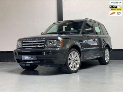 tweedehands Land Rover Range Rover Sport 4.2 V8 Supercharged BP Edition | Harman/kardon | 2