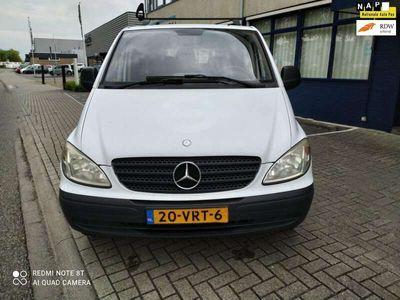 tweedehands Mercedes Vito 109 CDI 320 Lang Amigo