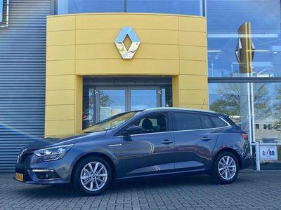 tweedehands Renault Mégane Estate 1.2 TCe 130 Limited / Navigatie / Parkeerhulp / NL-Auto Bj 2018