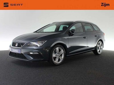 tweedehands Seat Leon ST ST 1.5 TSI 131pk FR Business Intense | Lane assi | Keyles go | Spiegel pakket