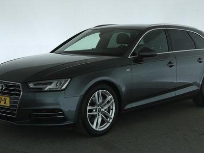 tweedehands Audi A4 AVANT 2.0 TDI 190pk S-Line Aut. [ virtual cockpit