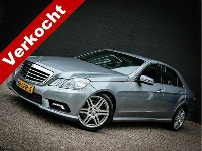 tweedehands Mercedes E350 CGI Avantgarde / xenon / navigatie / Leder / clima