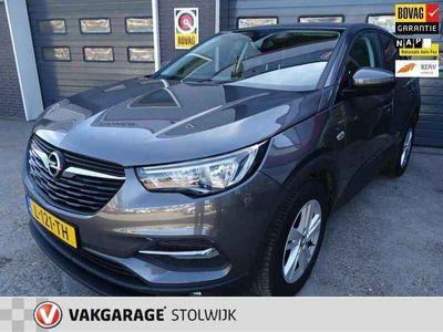 tweedehands Opel Grandland X 1.2 Turbo Business Executive prijs rijklaar