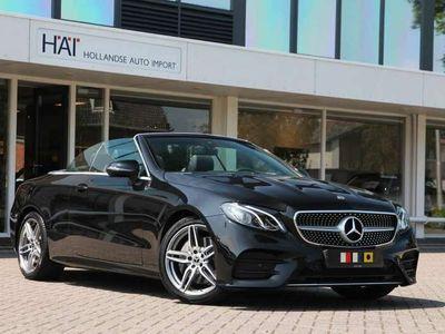 tweedehands Mercedes E200 E200 Cabrio 4Matic Premium AMG