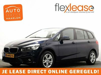 tweedehands BMW 216 2-SERIE Gran Tourer D High Executive Aut8- Navi, Xenon, Slechts 22dkm!