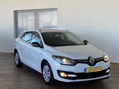 tweedehands Renault Mégane Estate 1.5 dCi Limited *NAVI*ECC*CRUISE*BLUETOOTH*