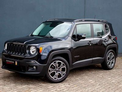 tweedehands Jeep Renegade 1.6 E-Torq Night Eagle II.NAvi.Climate control.