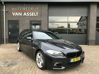tweedehands BMW 550 5-SERIE Touring i High Executive M-Sport Panoramadak leer