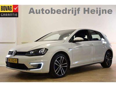 tweedehands VW Golf GTE 204PK DSG SPORT EX BTW! prijs incl: €15.945-