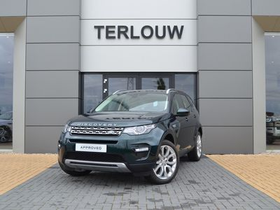 tweedehands Land Rover Discovery Sport 2.0 TD4 HSE 2 jaar approved garantie