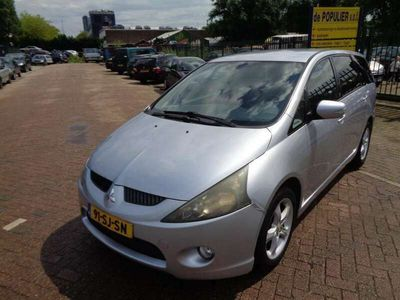 tweedehands Mitsubishi Grandis 2.4-16V Intense EXPORT !