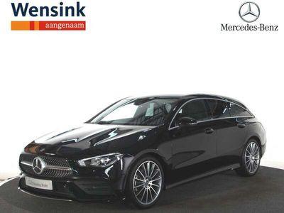 tweedehands Mercedes CLA200 Shooting Brake AMG | Advantage | Smartphone-integratie | Achteruitrijcamera | Zitcomfortpakket