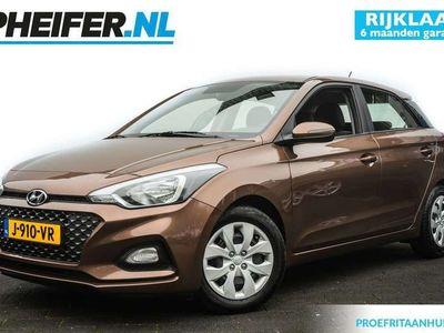 tweedehands Hyundai i20 1.2 LP 75pk i-Drive Cool Airco/ Elek. pakket/ CV o