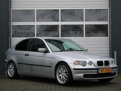 tweedehands BMW 316 Compact 316ti 116pk Airco/Cruise/Navi/PDC/Bluetoot