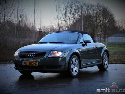 tweedehands Audi TT Roadster 1.8 5V Turbo Youngtimer | Climate / Cruis