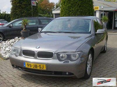 tweedehands BMW 735 735 I High Exe 2002 E65 Youngtimer