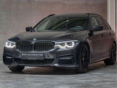 tweedehands BMW 530 5 Serie Touring i xDrive High Executive Pano M-Sport HUD Comfortstoelen Harman Kardon