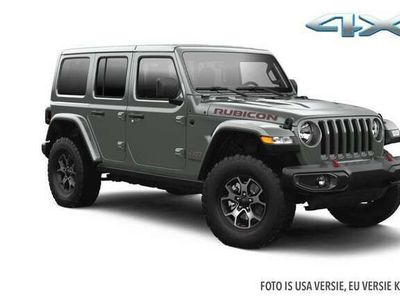 tweedehands Jeep Wrangler Jan Hop 4XE RUBICON stingray kap+fenders in kleur