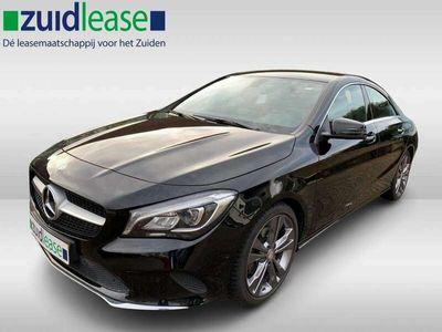 tweedehands Mercedes CLA180 Lease Edition Plus 18 inch lichtmetalen velgen inc