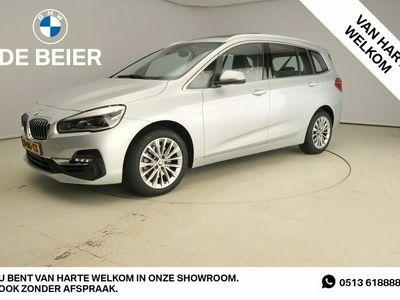 tweedehands BMW 218 218 I LED / Leder / HUD / Schuifdak / Derde zitrij