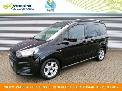 tweedehands Ford Tourneo Courier 1.0 Ecoboost 100pk S&S Titanium Cruise Airco