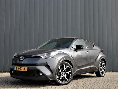 tweedehands Toyota C-HR 1.8 Hybrid Premium AUT. / NAVI / LEDER / CAMERA