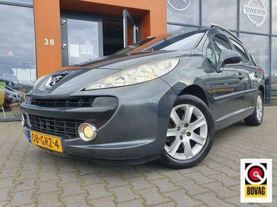 tweedehands Peugeot 207 CC SW 1.6 VTi XS AIRCO E / CRUISE / TREKHAAK